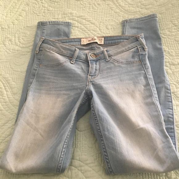 Hollister Denim - Holister Skinny Jeans, Sz 1R